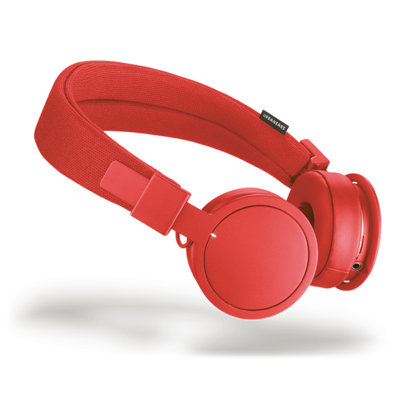 おしゃれ Bluetooth ワイヤレスヘッドホン URBANEARS アーバンイヤーズ PLATTAN ADV Wireless Tomato 【送料無料】 【1年保証】