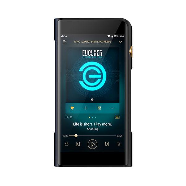 Androidロスレス オーディオプレイヤー SHANLING M6 Ver.21 DAP 中古 DAC android アンドロイド バランス接続対応 ワイヤレス ハイレゾ対応 Bluetooth対応 送料無料 本日限定 シャンリン