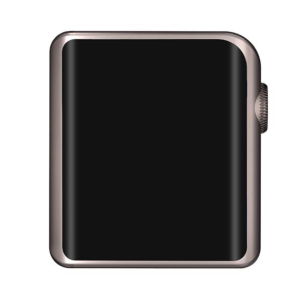 SHANLING シャンリン M0 チタニウムグレー 専用ケース(ブラウン)セット【M0 GY set】 高音質デジタルオーディオプレーヤー【送料無料】mp3プレーヤー 本体 Bluetooth対応 【1年保証】