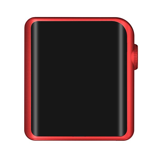 SHANLING シャンリン M0 レッド 専用ケース(レッド)セット【M0 RD set】 高音質デジタルオーディオプレーヤー【送料無料】mp3プレーヤー 本体 Bluetooth対応 【1年保証】