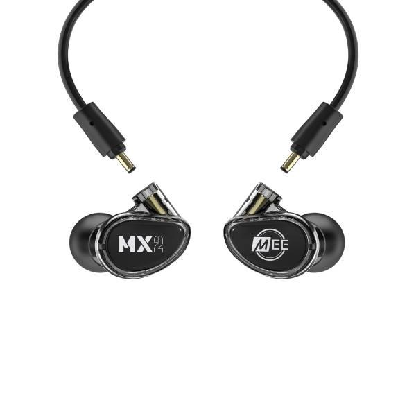 MEE audio MX2 PRO ブラック プロモデル インイヤーモニター カナル型イヤホン【送料無料】