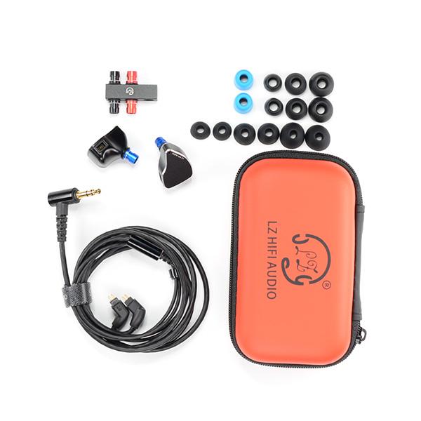 【新製品】 LZ A6 mini (2Pin 0.78) 【送料無料】カナル型 イヤホン イヤフォン 【1年保証】