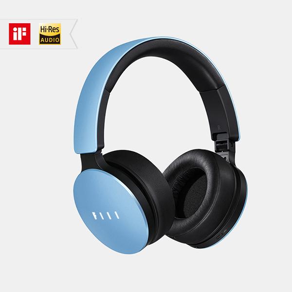 【在庫限り】 FIIL(フィール) FIIL Aqua-blue(アクアブルー) ノイズキャンセリング機能搭載ヘッドホン ヘッドフォン【送料無料】
