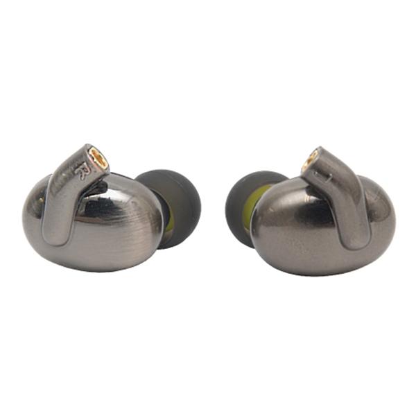 Bluetooth ワイヤレス イヤホン 3E Alliage シルバー 【3E-BEA5-S】 【送料無料】 ハイブリッド型 カナル型 イヤフォン 【1年保証】