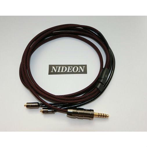 NIDEON ニデオン NMC-200 MMCX-4.4mm5極ケーブル【送料無料】