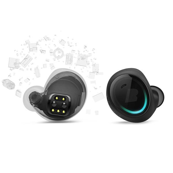 完全ワイヤレスイヤホン Bluetooth イヤホン BRAGI ブラギ The Dash Pro 【送料無料】 4GB内臓ストレージ搭載 オーディオプレーヤー Bluetooth 左右分離型 両耳 イヤフォン 【1年保証】