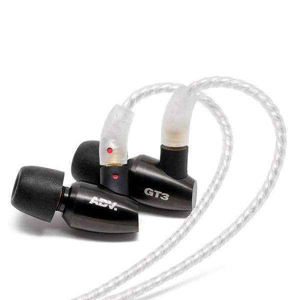 【新製品】 ADVANCED アドバンスド GT3 Superbass 【送料無料】 高音質 カナル型 イヤホン イヤフォン 【1年保証】