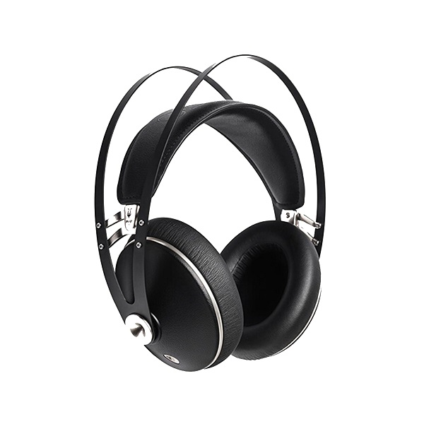 MEZE メゼ 99Neo ブラックシルバー 【99N-BS】【送料無料】ポータブルヘッドホン ヘッドフォン 【1年保証】