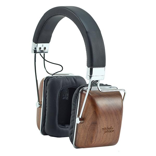 【お取り寄せ】 Mitchell and Johnson(ミッチェルアンドジョンソン) MJ1 Stereo Headphones【送料無料】ポータブルヘッドホン ヘッドフォン 【1年保証】