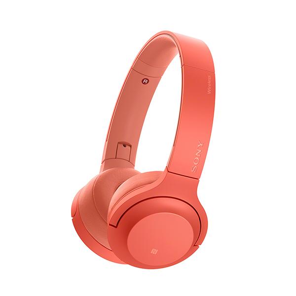 【Bluetooth ヘッドホン】SONYのBluetoothワイヤレスステレオヘッドセット 【在庫限り】 SONY ソニー WH-H800 RM トワイライトレッド 【送料無料】 Bluetooth ワイヤレス ヘッドホン 【1年保証】