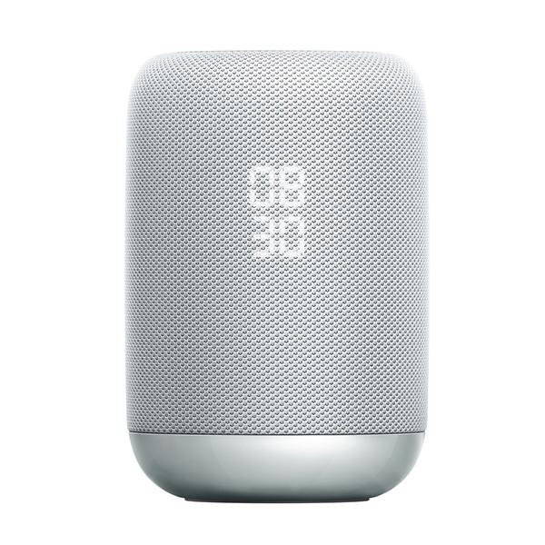 スマートスピーカー SONY ソニー LF-S50G WC ホワイト 防水 Bluetooth ワイヤレススピーカー 【送料無料】 AIスピーカー Googleアシスタント対応 【1年保証】