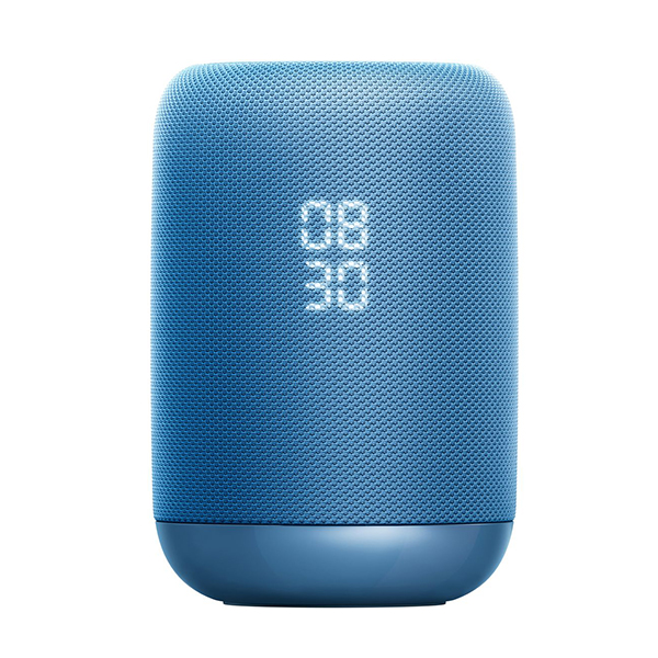 スマートスピーカー SONY ソニー LF-S50G LC ブルー 防水 Bluetooth ワイヤレススピーカー 【送料無料】 AIスピーカー Googleアシスタント対応 ギフト プレゼント 【1年保証】