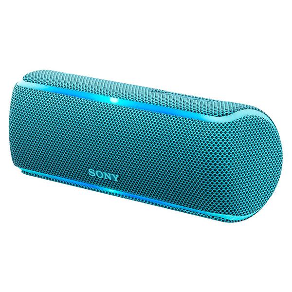 【動画あり★】 SONY ソニー SRS-XB21 LC ブルー 【送料無料】 Bluetooth ブルートゥース ワイヤレス スピーカー