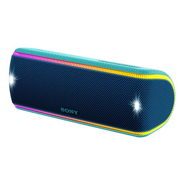 【お取り寄せ】SONY ソニー SRS-XB31 LC ツートーンブルー 【送料無料】 ワイヤレス スピーカー Bluetooth 【1年保証】
