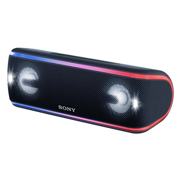 【お取り寄せ】 SONY ソニー SRS-XB41 BC ブラック 【送料無料】 ワイヤレス スピーカー Bluetooth 【1年保証】