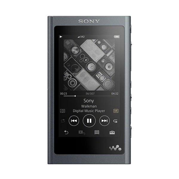 クリアな高音 安定感のある低音を実現したハイレゾ対応高音質ポータブルプレイヤー ウォークマン walkman Aシリーズ 2018年モデル ランキング総合1位 SONY ソニー NW-A55 1年保証 ハイレゾ対応 本体 BM 16GB ギフト ブラック 値引き Walkman 送料無料