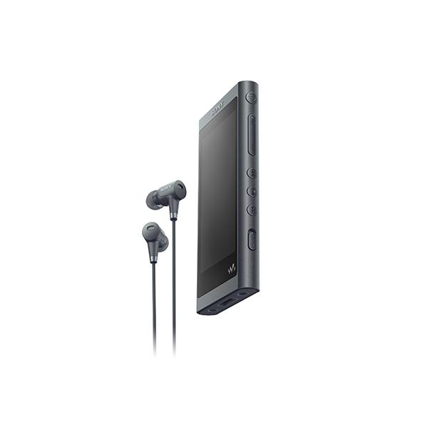 【2018年モデル】 SONY ソニー ウォークマン NW-A56HN BM ブラック Walkman ウォークマン イヤホン付き 本体 Aシリーズ 32GB ハイレゾ対応 【送料無料】【1年保証】