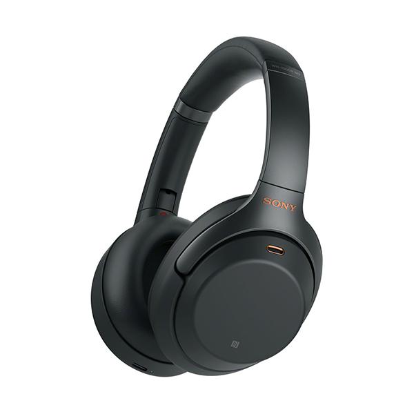 【最新モデル】【新製品】 SONY ソニー WH-1000XM3BM ブラック 【送料無料】 ノイズキャンセリング機能搭載 Bluetooth ワイヤレス ヘッドホン ノイキャン ブルートゥース ヘッドフォン 【1年保証】