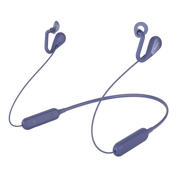 【ご予約受付中】 SONY ソニー SBH82DJP L 【ブルー】 外部の音が聞こえる スマホ対応 リモコン マイク付き ながら聞き ワイヤレス イヤホン Bluetooth イヤフォン 【1年保証】【送料無料】【6月8日発売予定】