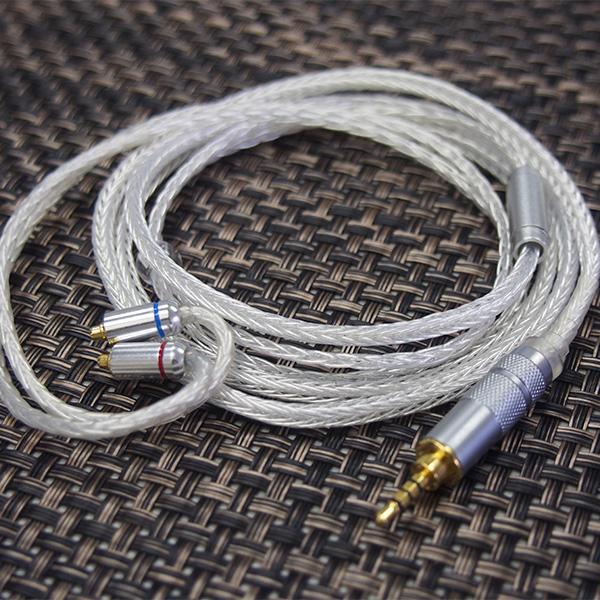 SoundsGood WhiteSnake【WS-MB MMCX-2.5mm】【送料無料】 【1ヶ月保証】