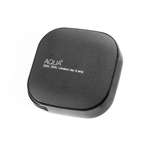 nexum ネクサム AQUA+ アクアプラス 【Black】【送料無料】 ハイレゾ級 高音質 ポータブル ワイヤレス ヘッドホンアンプ 【1年保証】