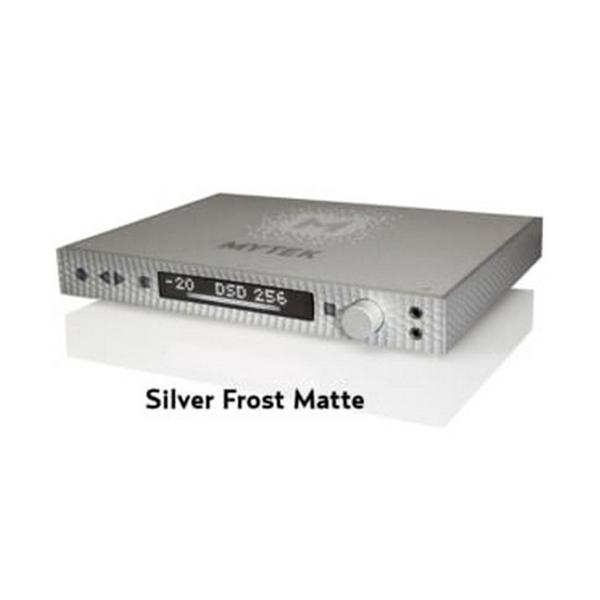 MYTEK Digitalのコンシューマ―用DACの最上位機種 【お取り寄せ】 MYTEK Digital マイテック Manhattan DAC II Silver 【MTK-DA-MHT-2-S】 【送料無料(代引き不可)】 【2年保証】