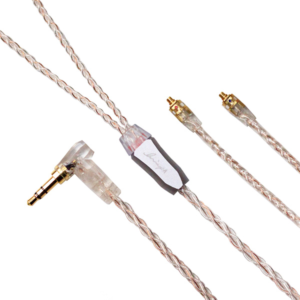 Luminox Audio LNA 85-Filter MMCX-3.5mmL 【LNA-85F-MMCX-35L】 【3.5mmステレオプラグ / MMCX】【送料無料】【1年保証】