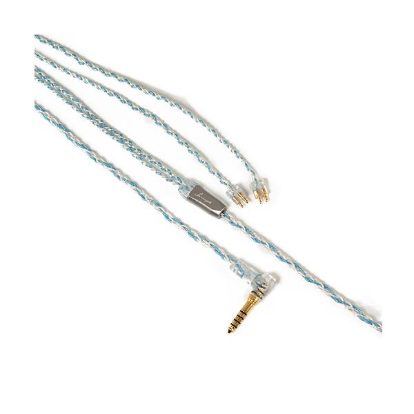Luminox Audio LNA Booster Blue FitEar-4.4mmL 【LNA-BOB-FE-44L】 【4.4mmバランスプラグ / FitEar 2Pin】【送料無料】【1年保証】