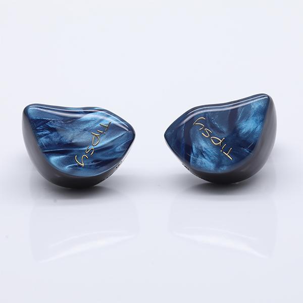 【新製品】Tipsy ティプシー BLUE AURORA カナル型 BA型 イヤホン【送料無料】