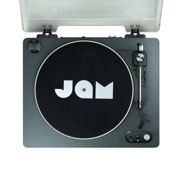 【お取り寄せ】JAM SPUN OUT BK レコードプレイヤー ターンテーブル 【送料無料】