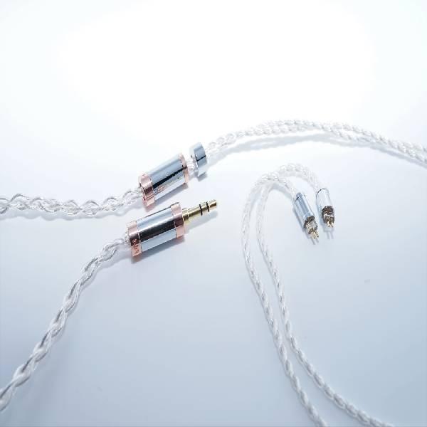 Null Audio ヌル・オーディオ Lune MKVI (2Pin to 3.5mm Straight)【送料無料】