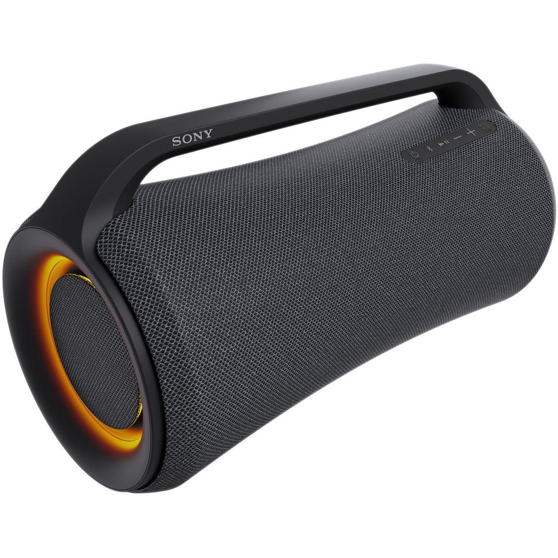 おうちで聴く音楽をもっとパワフルに 日本最大級の品揃え SONY SRS-XG500 BC ブラック ワイヤレス スピーカー ポータブル 新色 送料無料 防水 防塵 IP66 Bluetooth