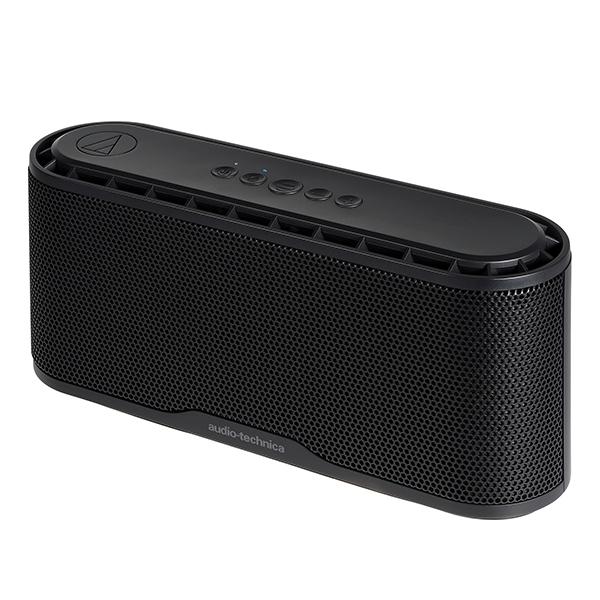 audio-technica オーディオテクニカ AT-SBS70BT 【送料無料】 ポータブル ワイヤレス 重低音 Bluetooth IPX5 防水 スピーカー 【1年保証】
