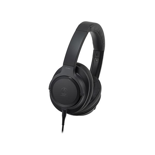 audio-technica オーディオテクニカ ATH-SR50 密閉型ヘッドホン ヘッドフォン【送料無料】 ハイレゾ対応 高音質 ヘッドフォン 【1年保証】