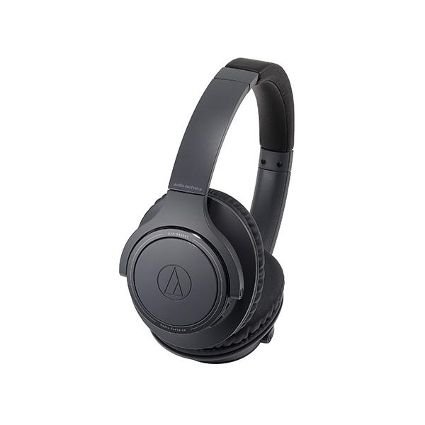 【新製品】 audio-technica オーディオテクニカ ATH-SR30BT BK ブラック Bluetooth おしゃれ ワイヤレス ヘッドホン ヘッドフォン【送料無料】 【1年保証】