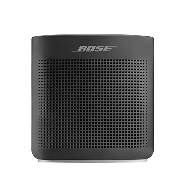 防水 Bluetooth スピーカー Bose ボーズ SoundLink Color II ソフトブラック 【送料無料】 ワイヤレス 防滴 お風呂 スピーカー 【1年保証】