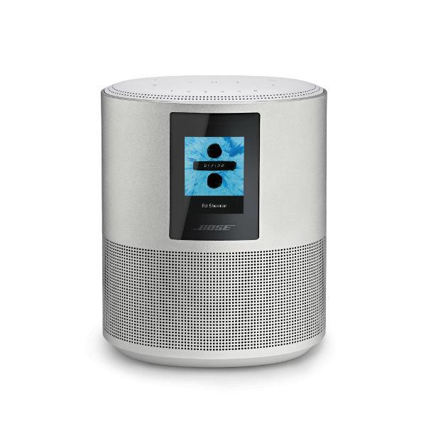 【新製品】 スマートスピーカー BOSE ボーズ HOME SPEAKER 500 Lux Silver 【送料無料】 Bluetooth スピーカー 高音質 ワイヤレス AIスピーカー