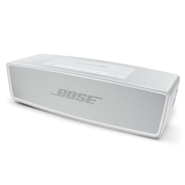 Bose SoundLink Mini II Special Edition ラックスシルバー Bluetooth ポータブル ワイヤレス スピーカー 【送料無料】
