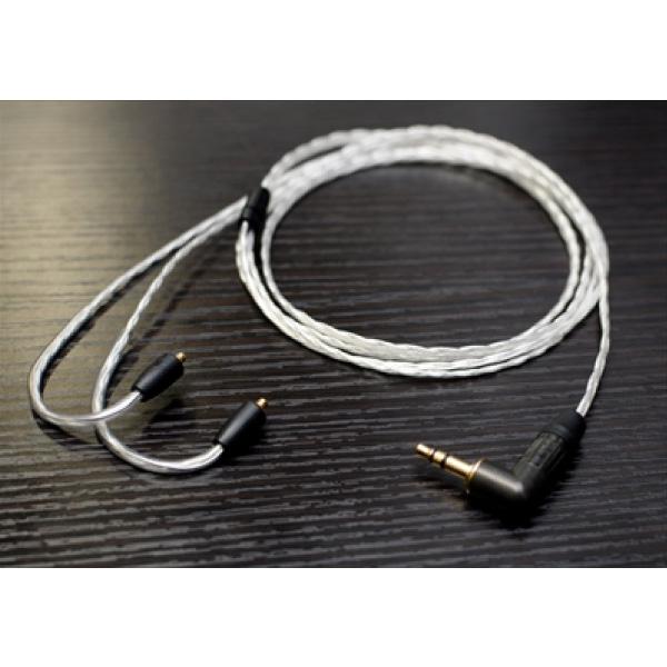 AUDIOTRAK オーディオトラック Re:Cable SR3 MMCXケーブル【送料無料】 【6ヶ月保証】