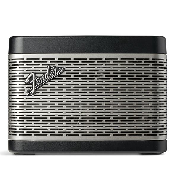 FENDER フェンダー NEWPORT Bluetooth Speaker BLACK Bluetoothワイヤレススピーカー 【1年保証】