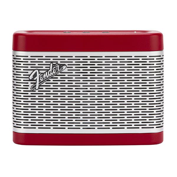 FENDER フェンダー NEWPORT Bluetooth Speaker レッド Bluetoothワイヤレススピーカー