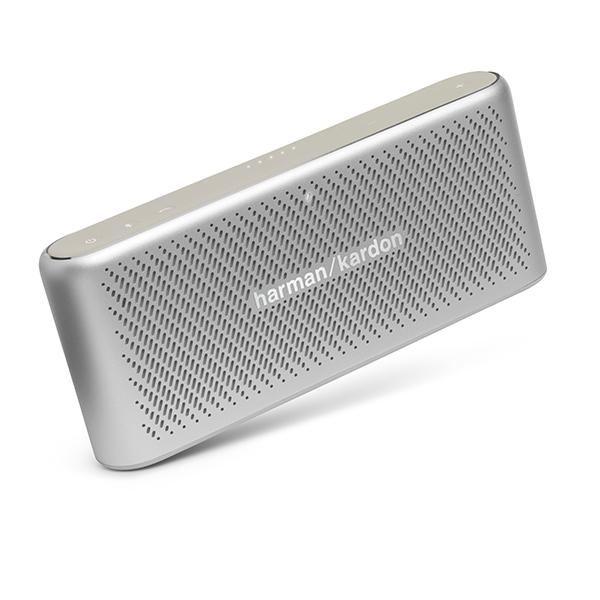 Bluetooth スピーカー harman/kardon TRAVELER シルバー 【HKTRAVELERSIL】 【送料無料】