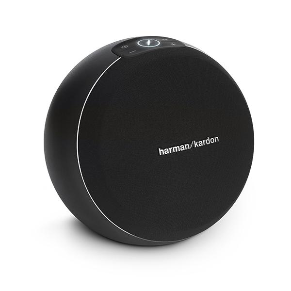 【在庫限り】 harman/kardon ハーマンカードン OMNI10+ ブラック 【HKOMNI10PLBLKJN】 Bluetooth スピーカー ワイヤレススピーカー【送料無料】 【1年保証】