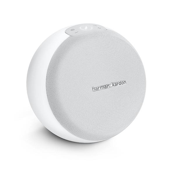 【在庫限り】 harman/kardon ハーマンカードン OMNI10+ ホワイト 【HKOMNI10PLWHTJN】 Bluetooth スピーカー ワイヤレススピーカー【送料無料】 【1年保証】