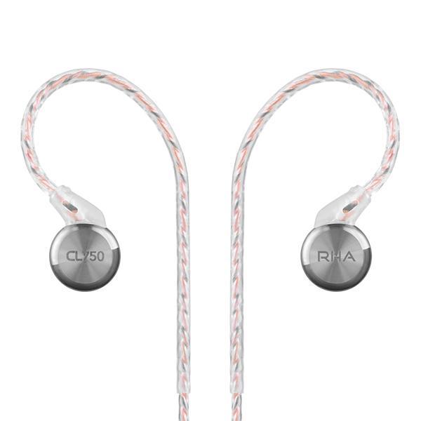 【3年保証】 RHA CL750 高音質 イヤホン カナル型 イヤホン イヤフォン【送料無料】