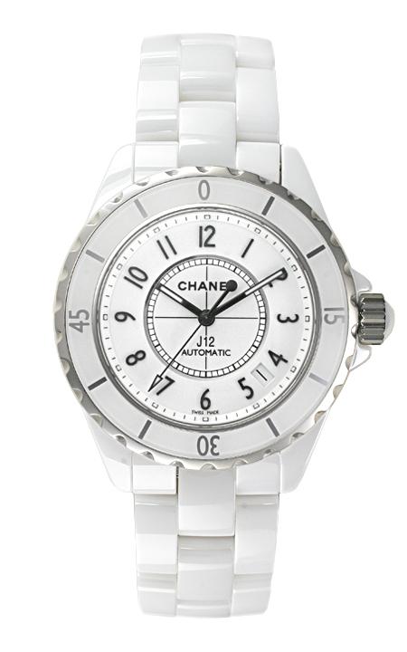 シャネル J12 H0970 ホワイト メンズ CHANEL 【新品】【腕時計】