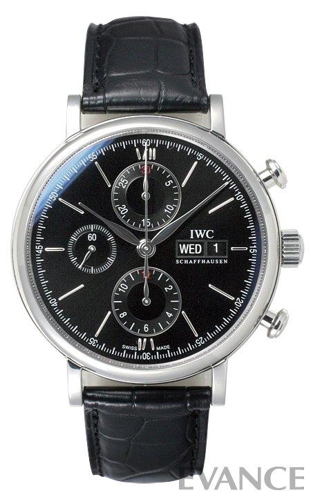 IWC ポートフィノ クロノグラフ IW391008 【新品】【腕時計】 エバンス