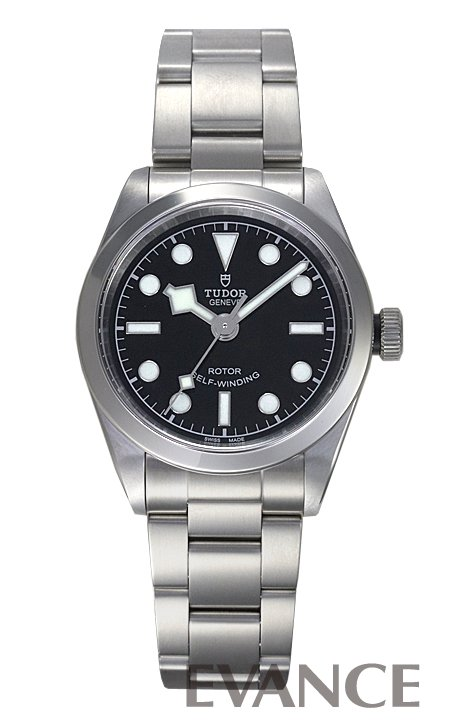 チュードル ブラックベイ32 79580 ブラック レディース TUDOR 【新品】【腕時計】