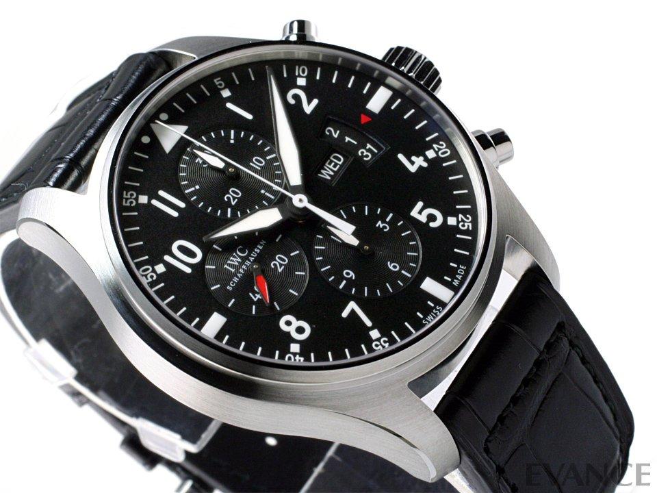 Pilot chronograph IW377701
