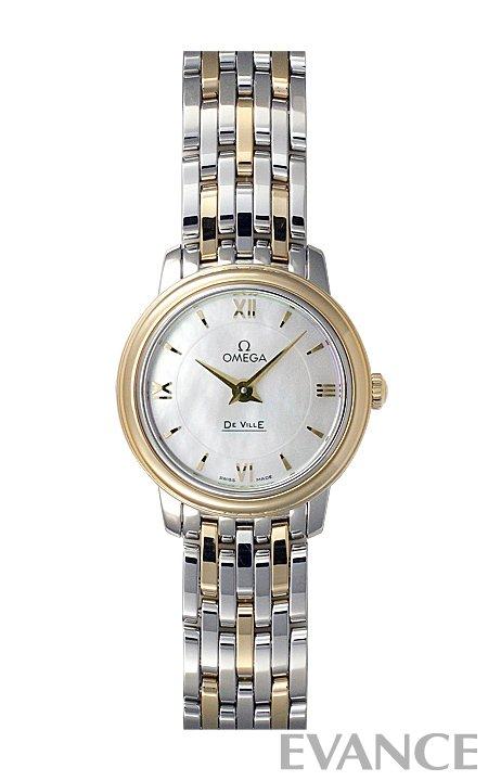 オメガ デ・ビル プレステージ 424.20.24.60.05.001 OMEGA 【新品】【腕時計】